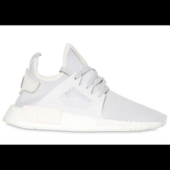 Adidas Shoes Nmd Xr1 Triple White Poshmark